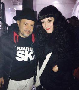 With Louie Vega